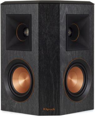 Enceinte surround Klipsch RP-402 S Surround Ebony Vinyl x2