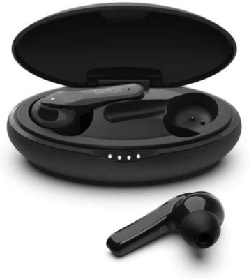 Ecouteurs Belkin SoundForm Move Plus Noir