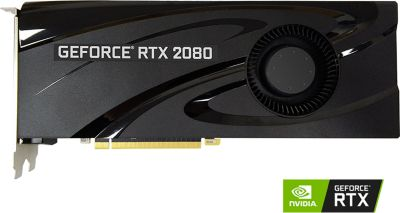 Carte graphique Nvidia PNY GeForce RTX 2080 8GB Blower Edition