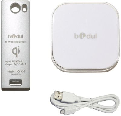 Chargeur induction Bidul Induction MAGIC PACK pr MagicMouse Apple