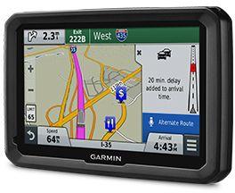 GPS Garmin Dézl 770LMT