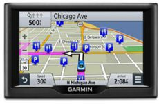 GPS GARMIN Nüvi 67LM SE