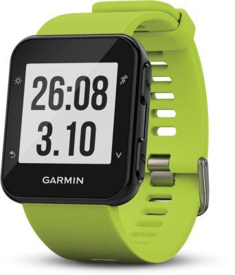 Montre sport GPS Garmin Forerunner 35 Citron vert