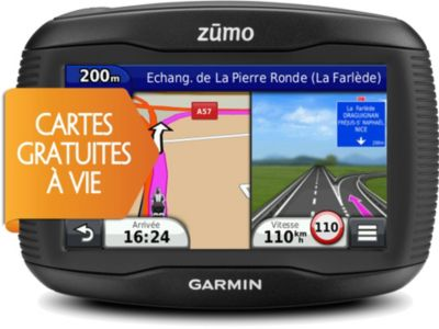 Gps Garmin zumo 395 travel edition