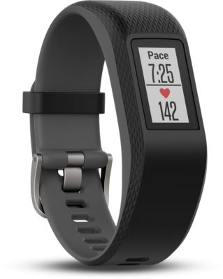 Montre sport GPS Garmin Vivosport noir/gris - S/M