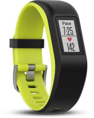 Montre sport GPS Garmin Vivosport noir/citron - L