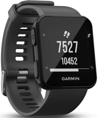 Montre sport GPS Garmin Forerunner 30 grise