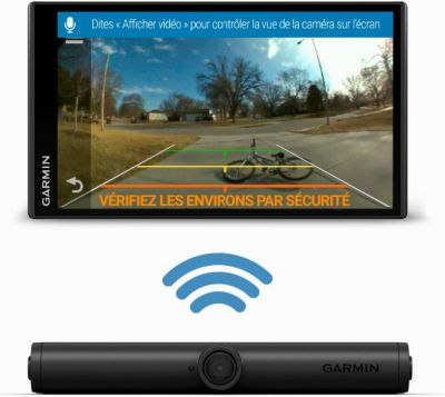 GPS Garmin Pack Camper 780 + BC40