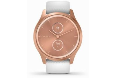 Tracker GARMIN VIVOMOVE STYLE ROSE Gold White