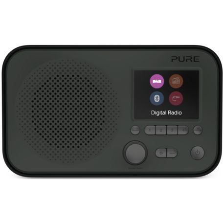 Radio PURE Elan BT3 noire