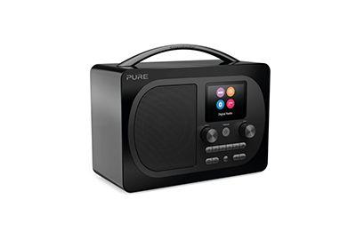 Radio PURE Evoke H4 noire Edition Prestige