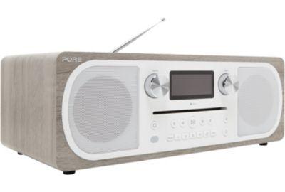 Radio PURE Evoke C-D6 Grise mat