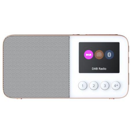 Radio PURE Move T4 blanche