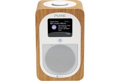 Radio PURE Evoke H3 oak