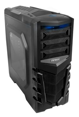 Boitier PC Antec GX505 Window Blue