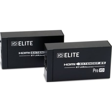 Adaptateur HDELITE HDMI sur RJ45 - 50M