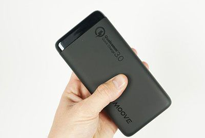 PowerBank XMOOVE 15000 mAh Powergo Flash
