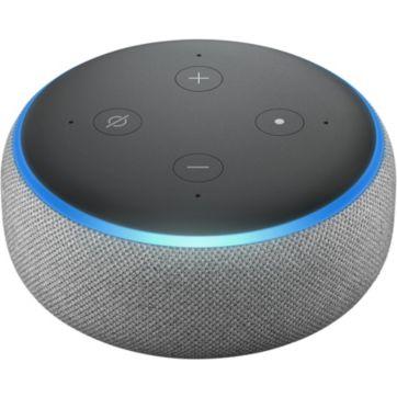Assistant vocal AMAZON Echo Dot 3 Gris