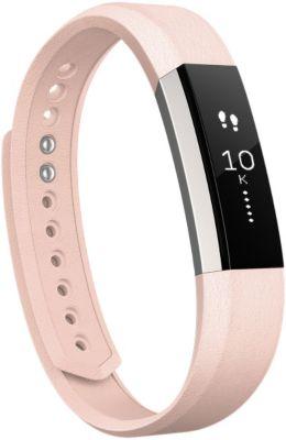 fitbit alta cuir pink s accessoire montre connect e. Black Bedroom Furniture Sets. Home Design Ideas