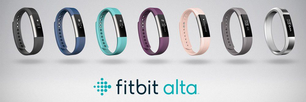 Fitbit Alta Gold