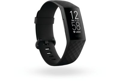 Tracker FITBIT CHARGE 4 BOIS DE ROSE