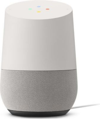 Assistant Vocal google home + passerelle multimédia google chromecast