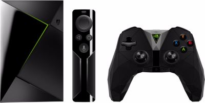Passerelle Multimédia nvidia shield tv - base 2.0