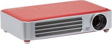 Projecteur VIVITEK QUMI Q6 ROUGE