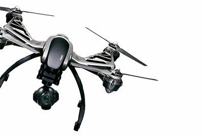 Drones YUNEEC Q500 Typhoon 4K