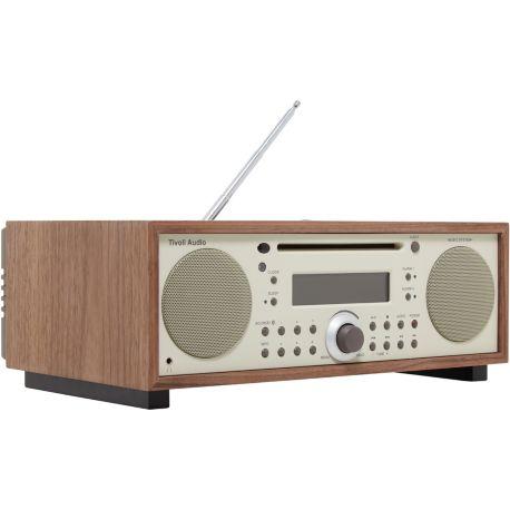 Micro chaîne TIVOLI Music System+ Walnut/Beige