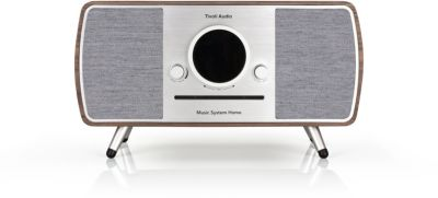Chaîne HiFi Tivoli Music System Home Walnut/Gray