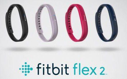 Bracelet connecté FITBIT Flex 2