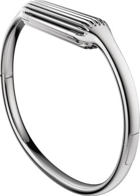 Bracelet Fitbit Flex 2 Bangle Silver S