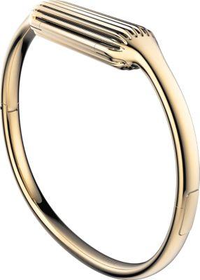 Bracelet Fitbit flex 2 bangle gold l