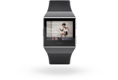 Montre sport FITBIT Ionic gris