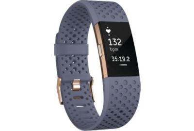 Tracker FITBIT Charge 2 SE Rose Gold L