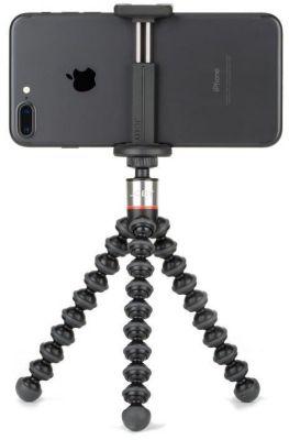 Joby griptight one stand noir support perche selfie for Perche selfie boulanger