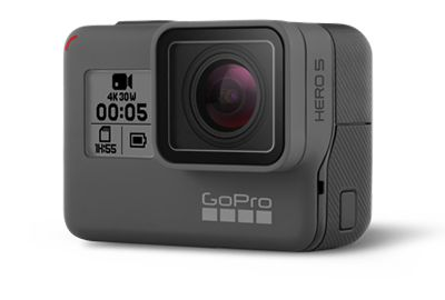 Caméra Sp.Extr. GOPRO HERO 5 Black Edition