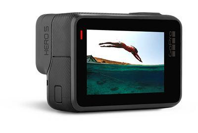 Caméra Sp.Extr. GOPRO HERO 5 Black Edition