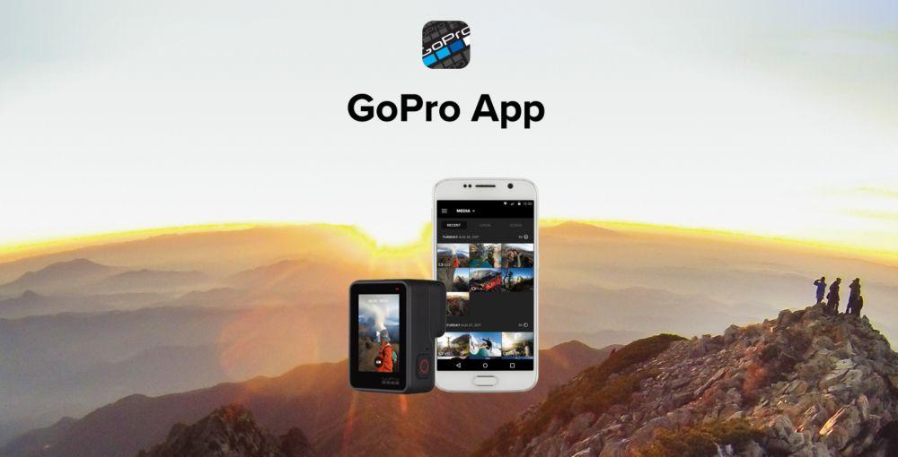 Appli GoPro