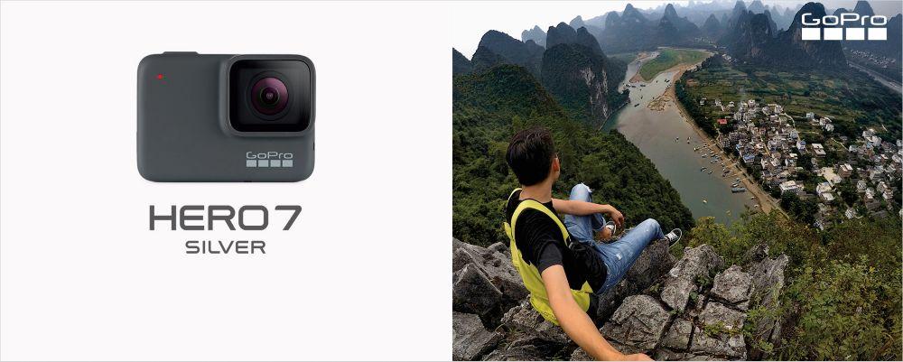 Caméra GoPro HERO7 Silver Boulanger