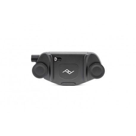 Support PEAK-DESIGN Clip V3 noir sans plateau