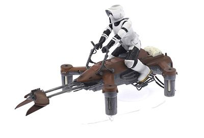 Drones . Star Wars Speeder Bike 74-Z