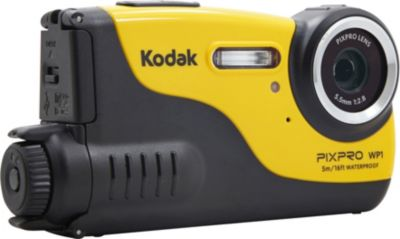 Appareil photo Compact Kodak WP1 jaune