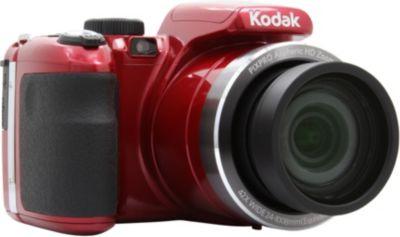 Appareil photo Bridge Kodak PixPro AZ421 rouge