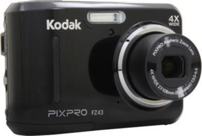 Appareil photo Compact Kodak Pixpro FZ43 Noir