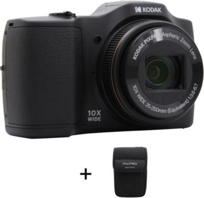 Appareil photo Compact Kodak FZ102 Noir + Etui