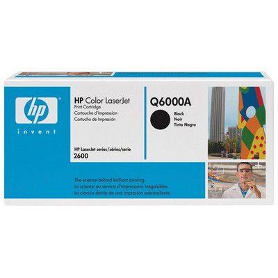 Toner HP Q6000A Noir