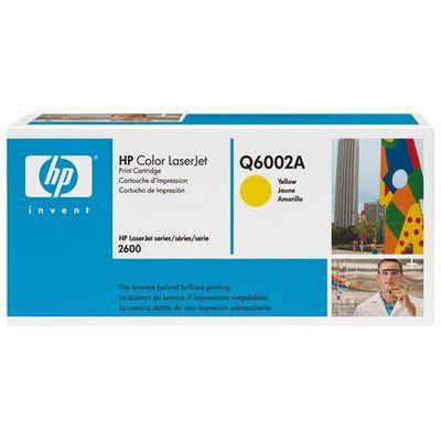 Toner HP Q6002A Jaune