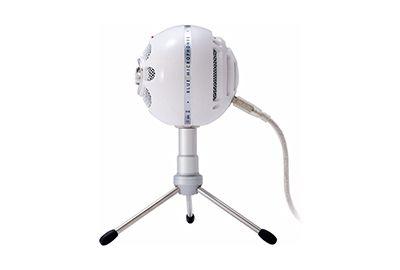 Micro BLUE MICROPHONES Snowball iCE Blanc